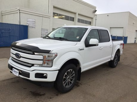 2018 Ford F-150 4x4 LARIAT Sport FX4 Power Running Boards Adaptive Curise Contro