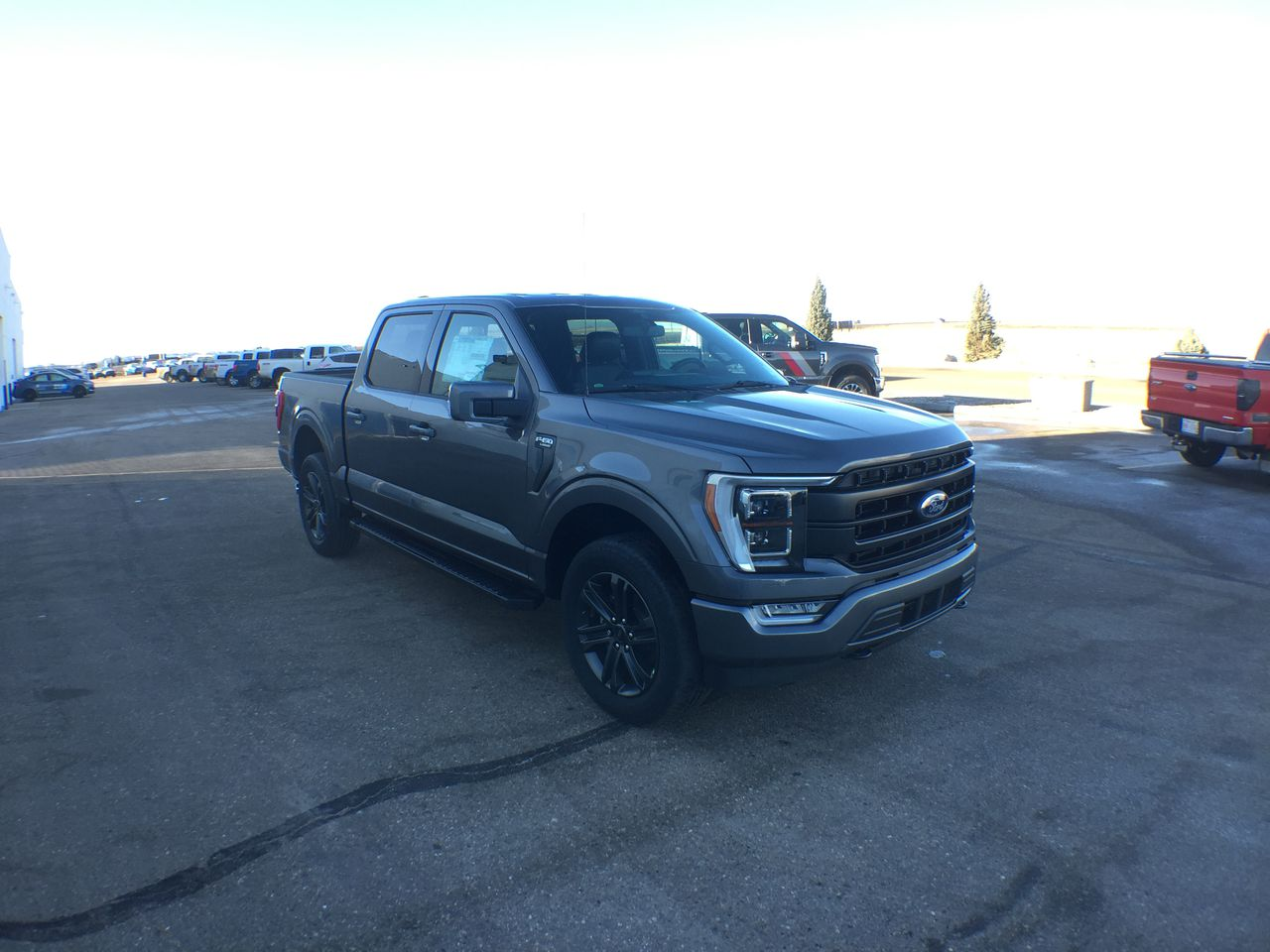 2021 Ford F-150 Lariat (T121021) Main Image